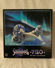 Light Of Home 750 Piece Sealed Puzzle Milton Bradley Schim Schimmel 18x24 Z
