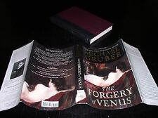 *SIGNED* Michael Gruber THE FORGERY OF VENUS ~ 1ST EDITION/1ST PRINTING *SIGNED*