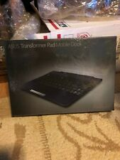 BRAND NEW ASUS Transformer Pad Mobile Dock Keyboard for TF300T Blue(RS-5000/RS-5