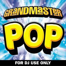 Mastermix Gran Maestro Pop Gráfico música Megamix compilación Dj Cd