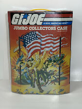 1985 Hasbro G.I. Joe Jumbo Collectors Case NO.50350 Vintage Cobra Good Condition