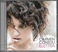 CARMEN CONSOLI - ELETTRA - CD (NUOVO SIGILLATO)
