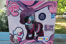 My Little Pony Photo Finish, Pony Mania figure, new in box, Hasbro
