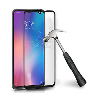 Full Glue Tempered Glass Screen Protector for Xiaomi Mi 9 Cover