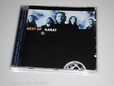 BEST OF KARAT CD DEUTSCH MIT ÜBER SIEBEN BRÜCKEN MUSS DU GEH´N / GARTEN EDEN