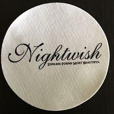 Nightwish - Endless Forms Most Beautiful - Promo Turntable Slipmat