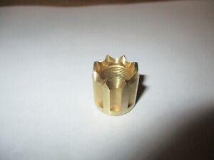 .578-28 Brass THREAD PROTECTOR for 1911 threads Aggressive VIPER Design LongShot