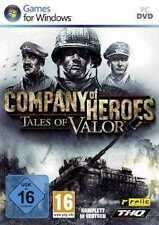 Company of Heroes Valle of Valor * addon * tedesco come nuovo