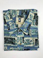 Auténtico Camisa Hawaiana Aloha Vintage | L | Kahala 🌴 de Hawaii!
