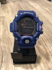 Casio G Shock Gw9400nv Rangeman Rare Blue