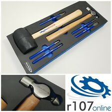 Blue Point Striking Tool Set, Hammer Mallet Chisels, Incl VAT As sold by Snap On