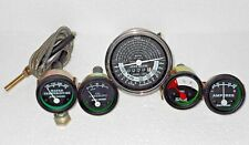 John Deere Tachometer Temp Oil Amp Fuel Gauge Set