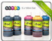 RIHAC Refill ink for CISS suits Canon CLI-521 PGI-520 CLI-526 PGI-525 cartridge