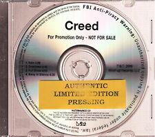creed limited edition cd
