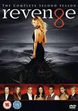 REVENGE - Series 2 SEASON TWO Complete 2013 DVD - Boxset FAST POST UK SELLER