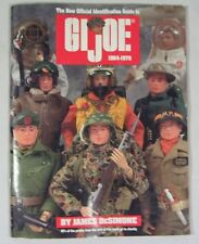 THE OFFICIAL GIJOE IDENTIFICATION GUIDE 1964-78 by JAMES DeSIMONE