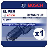 VAUXHALL Astra 1.6 Twinport 04-07 BOSCH Super Spark Plug FQR8LEU2