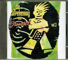 CD : De Afrekening 03 - Studio Brussel