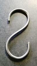 S shaped hook, pot rack hook, pan hook 10cm