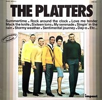 The Platters LP The Platters - France (VG+/VG+)