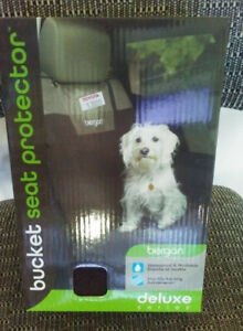 Bergan Deluxe Pet Seat Cover. New in the box. Waterproof. Washable. Non-slip.