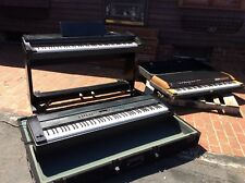 3 Vtg Keyboards- Roland RD 500- Rhodes Electronic Piano - Roland Digital Piano