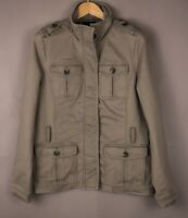 Tommy Hilfiger Damen Freizeit Stretch Jacke Mantel Größe L ATZ559