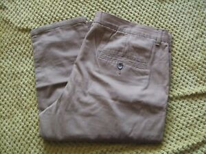 """Kangol Button Fly Tapered Chinos/Trousers Size 38S W38"""" L30"""" Superb Condition"""