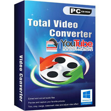 Convert Any Video Youtube Downloader Software Disc CD Computer Laptop