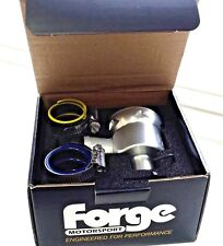 Forge Motorsport vag 1.8 T Turbo Recirculation dump valve dérivation fmdv008 silver