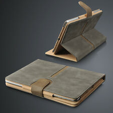 Soft Suede Rotating Smart Case Cover Sleep/Wake Stand for APPLE iPad 2,3,4