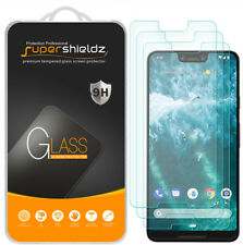 3X Supershieldz Tempered Glass Screen Protector Saver for Google (Pixel 3 XL)