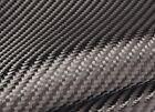 Carbon Fiber Cloth Fabric 3K 2x2 twill weave 3 yds - 50' x 108'