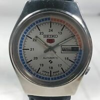 Vintage Seiko Automatic Movement,Day, Date Dial Mens Analog Wrist Watch AC149