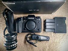 Fujifilm X-T2 Digital SLR Camera - Body - Fantastic.