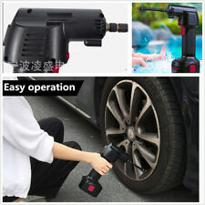 Portable Handheld Air Compressor Inflator Digital Car Auto Tire Inflatable Pump