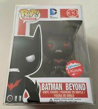 Funko Pop Vinyl FugitiveToys Exclusive DC Comics METALLIC BATMAN BEYOND NYCC DCU