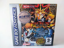 Yo-Gi-Oh World Championship Tournament 2004 GBA Game Boy Advance Japan New