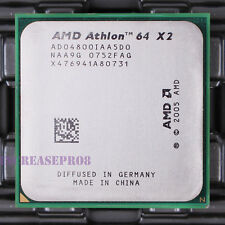 AMD Athlon 64 X2 4800+ ADO4800IAA5DO CPU Processor 1000 MHz 2.5 GHz Socket AM2