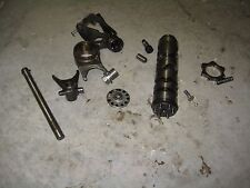 1983 Kawasaki KZ550M Gear change drum, assembly, parts Free Ship to U.S.