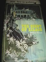 The Scent Of Lilacs By Carolyn Wilson G-603 Ace Gothic 1966 Paperback