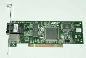 AT2701FTX Allied Telesyn 2701 10/100TX+100FX LAN NIC UTP+FO Fiber Optic PCI card