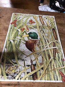 Bin VINTAGE ARTLINES PUZZLE THE Mallard 300 PCS  SHEILA MANNES-ABBOTT