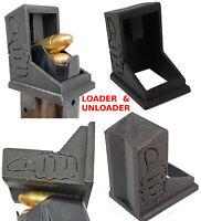 """Thumb Saver"" Speed Loader    Kel-Tec PMR-30 .22 Magnum  ** BLACK ** Speedloader"