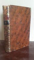 1786 Considerazioni Sul I Oeuvres Di Dio Mr Sturm Volume II Ex-Libris Titolo ABE