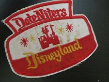 New listing Patch , Disneyland , Dateniters patch , Dateniters , sold as pictured