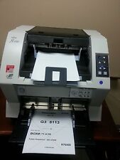 Fujitsu fi-5900C Sheet-Fed High Speed Production Document Scanner Color + Extras
