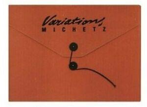 Variations - Michetz [Port-folio]  450 Ex.  N/S
