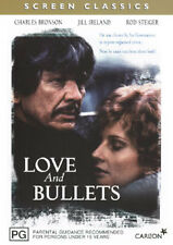 Charles Bronson Jill Ireland LOVE AND BULLETS DVD