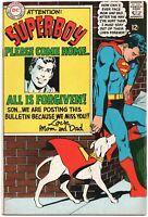 Superboy 146 DC 1968 FN VF Neal Adams Superman Krypto
